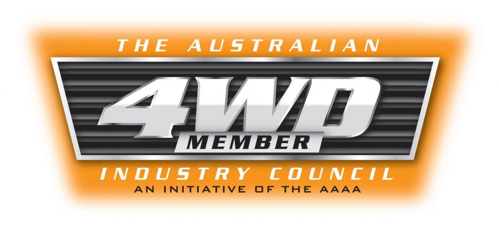 4wd Council Member Logo