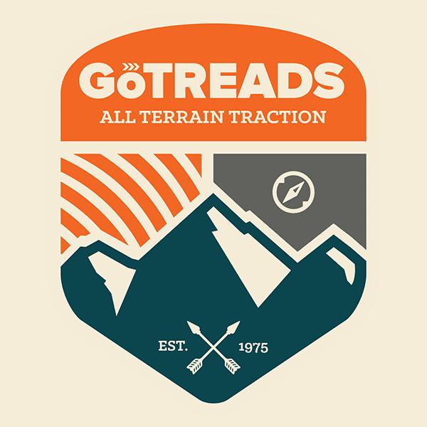 Go Treads Logo