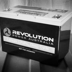 100 Ah Lithium Battery
