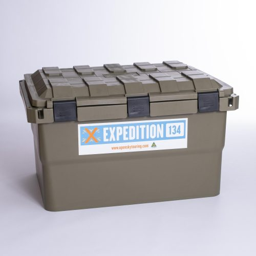 Open Sky Touring Expedition 134 Boxes Olive Green