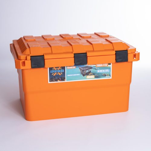 Open Sky Touring Expedition 134 Boxes Orange