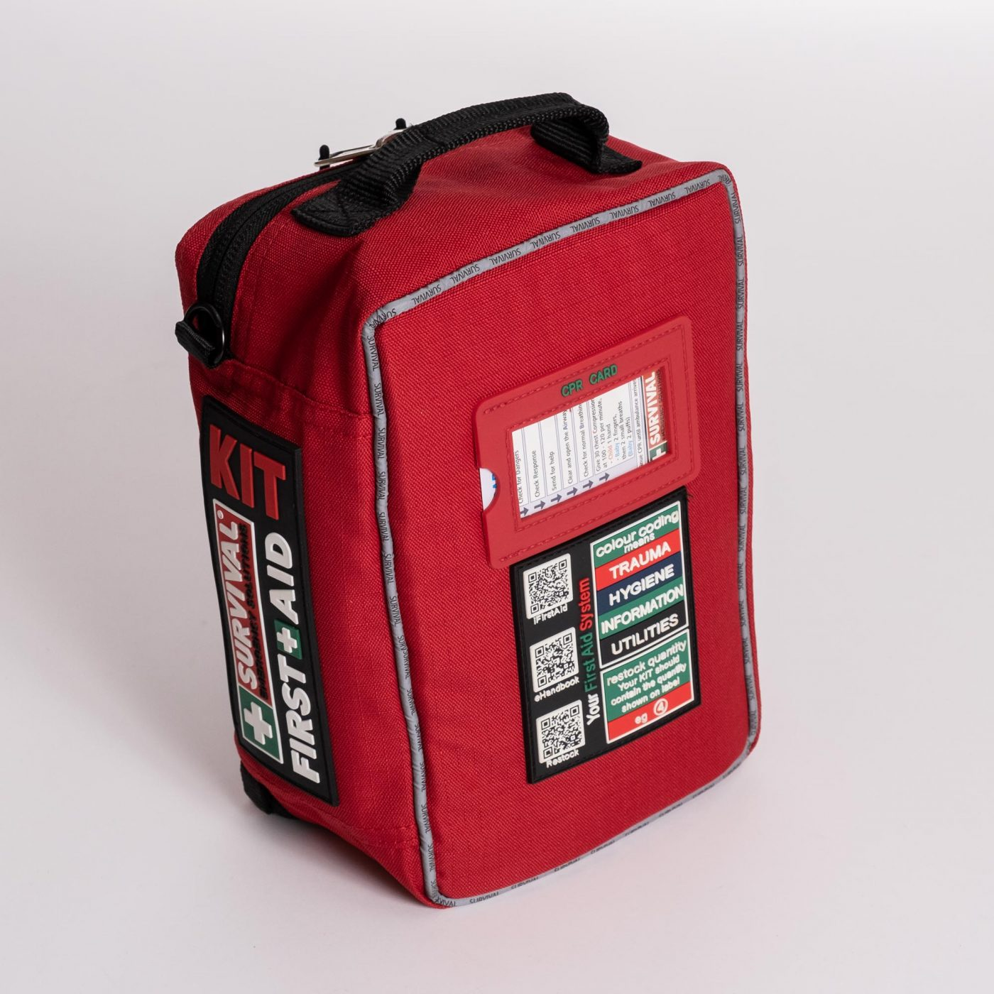 A247 Survival Workplace First Aid Kit 0761