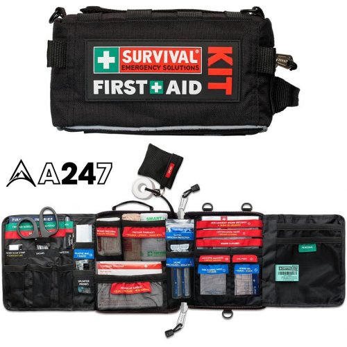 Survival Vehicle First Aid Kit A247