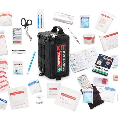 Survival Vehicle First Aid Kit2